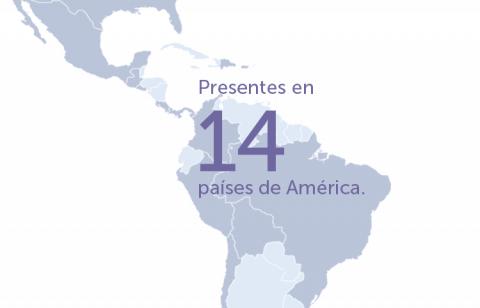 14 paises