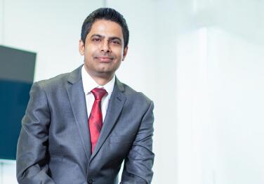 Venkat Gopalan reconocido como ganador de los Globant Awards